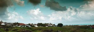 Galle Fort ruins - Panorama by duhcoolies