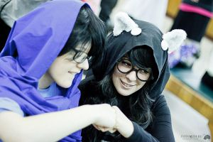 homestuck cosplay by SenoritaFairy