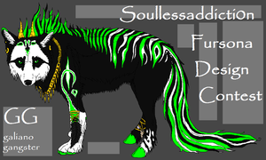 Soullessaddicti0n Entry SOLD by galianogangster