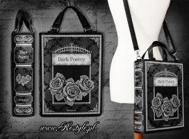 Dark Poetry Bag by Euflonica