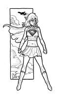 Minnesota Ink'd 01: Supergirl by dio-03