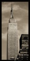 Empire State Building by galipwolkan