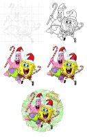 Spongebob - Process Map by gjones1