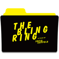 The Bling Ring Folder Icon by efest
