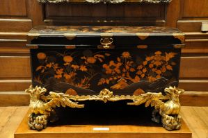 Antique Chest by FairieGoodMother