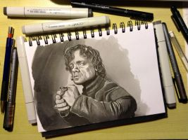 Waiting for GoT... by the-araon