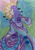 ACEO Angel 02 by rachaelm5