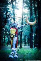 Soraka cosplay by SoDeco