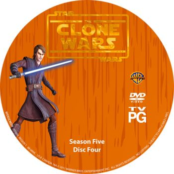 Star Wars The Clone Wars S5 D4 by Mastrada101