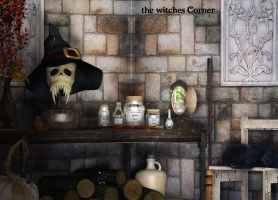 The Witches Corner by Dani3D