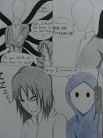 Creepypasta Comic 1: Jeff ~ Go To Sleep by HEYYEYEYEA