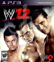 WWE'12 by Elowd