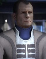 Mass Effect Fan Cast #10: Bill Nighy as Udina by ImWithStoopid13