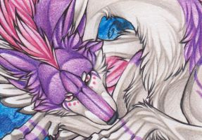 .:Rin:. ACEO by sapphire-shadows