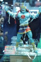 Thundercats Mumm-Ra SDCC 2011 by BLACKPLAGUE1348