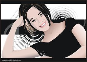 alizee by Sgraphicart