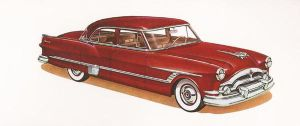age of chrome and fins : 1953-1954 Packard by Peterhoff3