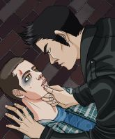Stiles Derek by Youko-Shirokiba