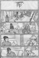 Shi:  First Wave Crossover Page 1 by Alex-Johns