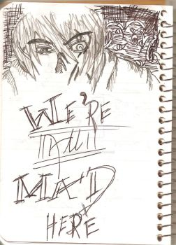 Journal Entry 3 by WerewolfMichael