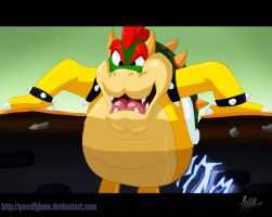 Bowser's Heavy Extraction by Hugo-H2P