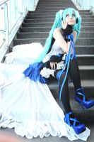 Vocaloid 2 - Waiting Dragon by SuperWeaselPrincess