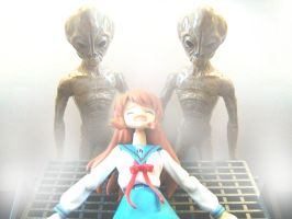 Mikuru Abducted by Aliens by ZaEmpera