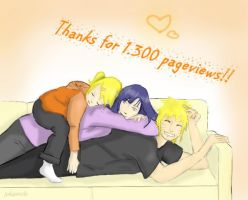 thank you  naruhina by jokaSmile
