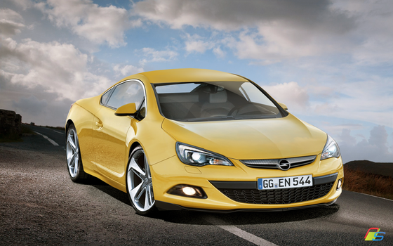 Astra Sport Coupe by NeneDs