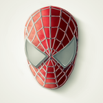 Spiderman Mask by Ceruleano