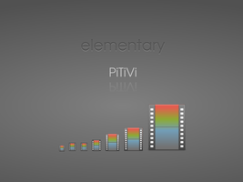 PiTiVi elementary style by spg76