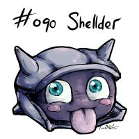 090 - Shellder by Electrical-Socket