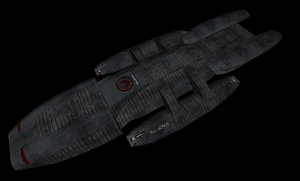 Battlestar Galactica, Weathered Series Version by Majestic-MSFC