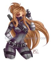 Ninja by Cynthea83