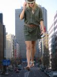 Reese Witherspoon in Tokyo by lowerrider