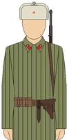 Soviet Soldier of the Great Patriotic War by bar27262
