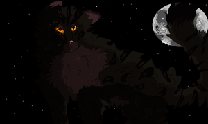 Tigerstar- Under the Moon's Gaze by Nightdragon76