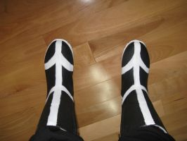 Botas Del Arrancar Uno by Panther-X