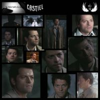 Castiel by alement