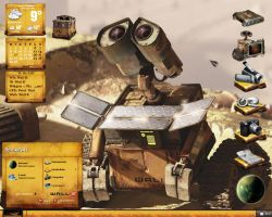 Wall-E by Smokey41