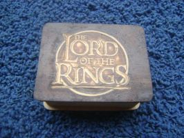 lord of the rings box by burninginkworks