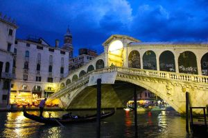 Venetian Night by jiangyanyi