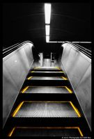 Going Up. by k-leb-k