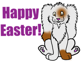 Happy Easter by Kell-2K