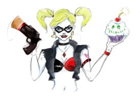 Harley by Zombie1811