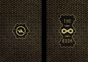Infinity Book Cover V3 by cow41087