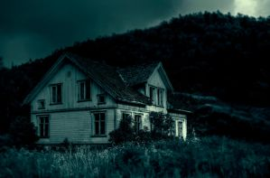 ..abandoned... by Espen-Alexander