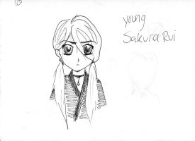 Young Sakura by LifesFitfulFever