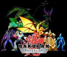 Bakugan Gundalian Invaders wallpaper 2 by Pyrus-Leonidas