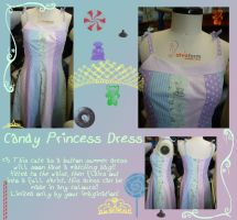 Candy Princess Dress by MorbidPrincess122